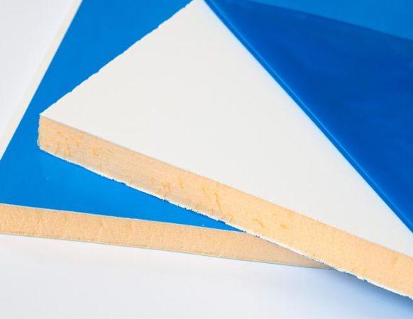 Пластиковые сэндвич панели